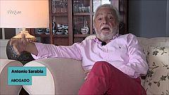 """Antonio Sarabia, abogado: """"El primer caso de divorcio marcó una nueva época de derechos"""""""
