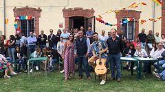 Aquí la tierra - Funambulista, tuta y fiesta rural en el valle de Valdelucio
