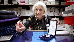 Se jubila a los 78 años Dolores Agra, la mujer que más tiempo ha cotizado en España