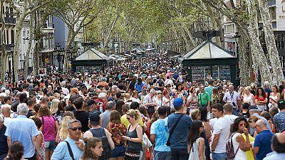 La remodelación de La Rambla de Barcelona incluirá más medidas de seguridad antiterroristas