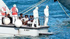 Desembarcan en Lampedusa a los 27 menores no acompañados a bordo del Open Arms