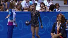 Almudena Cid publica un libro que arranca con su histórica participación en los JJOO de Sidney 2000