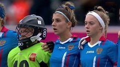 Hockey hierba - Campeonato de Europa Femenino: España - Rusia