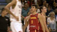 Baloncesto - Campeonato de Europa Sub-16 masculino Final: Francia - España