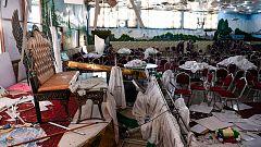Un atentado deja al menos 63 muertos y 182 heridos en un atentado en una boda en Kabul, Afganistán