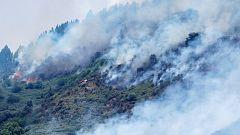 Gran Canaria vuelve a ser pasto de las llamas