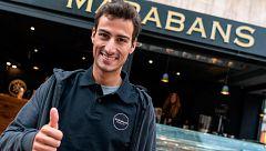Mario Mola, un campeón sin tiempo para perder