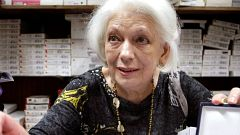La mujer con más años cotizados de España