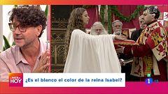 A partir de hoy - Repasamos los vestidos más icónicos de la serie de TVE, 'Isabel'