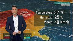 El tiempo en Canarias - 19/08/2019