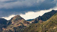 Posibilidad de chubascos y tormentas localmente fuertes en Pirineos