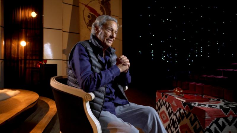 Lazos de Sangre - Arturo Fernández en su última entrevista de televisión
