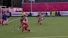 Hockey hierba - Campeonato de Europa Femenino: España - Holanda