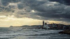 Precipitaciones en el nordeste y este peninsulares y viento en Canarias