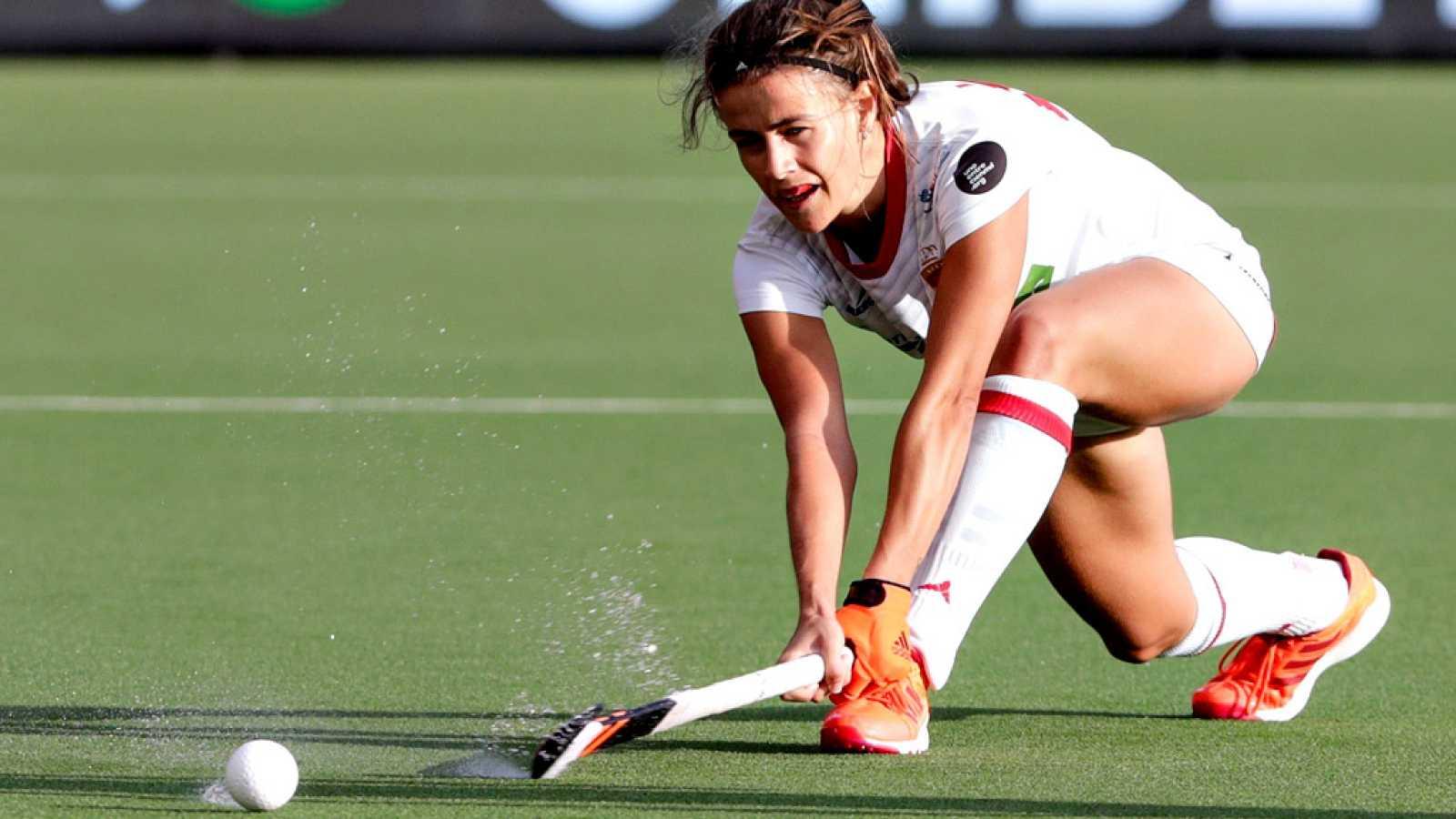 La selección española de hockey hierba ha logrado un valioso empate (1-1) frente a Holanda, vigente campeona del mundo, en la segunda jornada del Europeo de hockey absoluto que se está disputando en la localidad belga de Amberes.