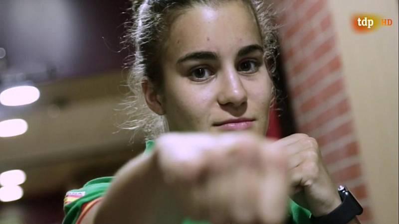 Mujer y Deporte - Boxeo: Preparación del equipo español para el Campeonato de Europa femenino - ver ahora