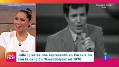 A partir de hoy - Repasamos son Rosa López canciones míticas de Eurovisión