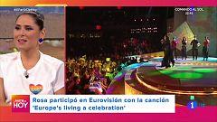 A partir de hoy - Recordamos con Rosa López su paso por Eurovisión