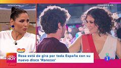 A partir de hoy - Rosa López nos presenta su disco 'Rarezas'