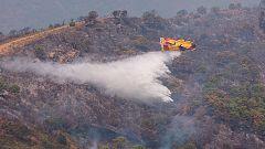 El incendio de Estepona obliga a desalojar 300 viviendas