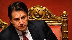 Conte carga contra Salvini y le acusa de perseguir ¿intereses personales y de partido¿