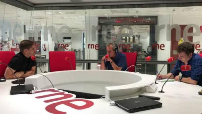 Entrevista Robert Moreno en Radiogaceta de los deportes