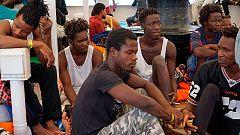 La Fiscalía italiana ordena el desembarco de los migrantes y la incautación del Open Arms