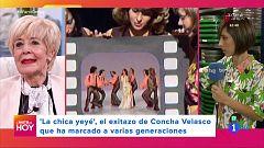 A partir de hoy - Concha Velasco nos cuenta la verdad sobre el origen de 'la chica ye-ye'