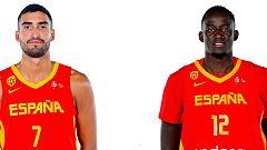 Jaime Fernández y Diop, son los últimos descartes de Scariolo para el Mundial