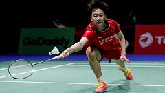 Bádminton - Campeonato del Mundo. 3ª ronda: Chochuwong - Chen Y.F.