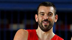 Marc Gasol se pronuncia a favor de la labor del Open Arms