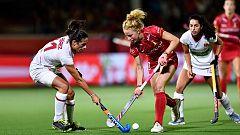 Hockey hierba - Campeonato de Europa Femenino: Bélgica - España