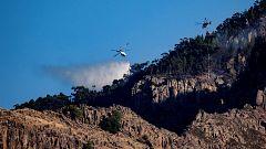 """Gran Canaria controla el fuego después de 12 días, pero sigue alerta: """"La reactivación es posible"""""""