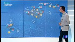 El temps a les Illes Balears - 22/08/19
