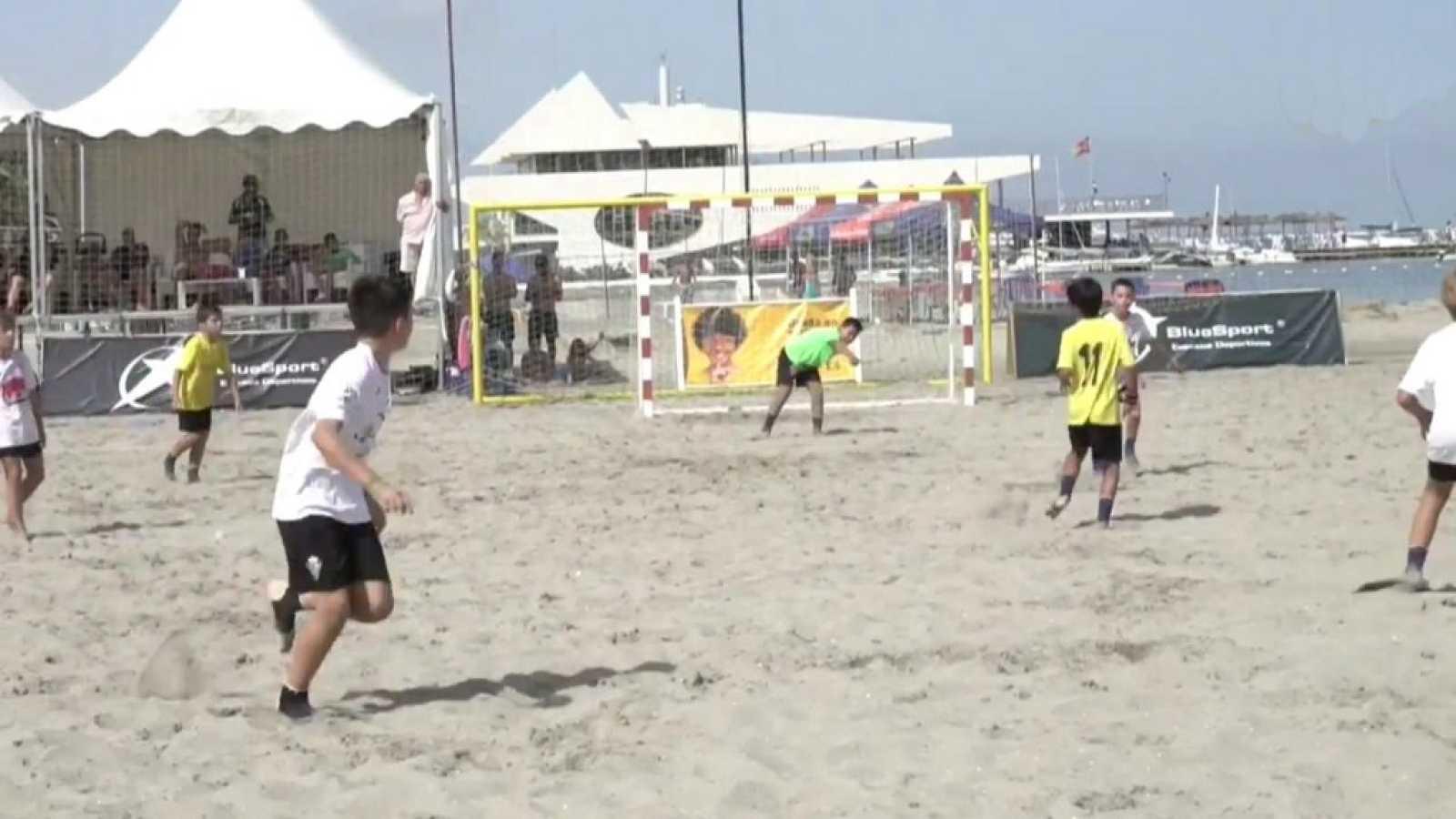 Fútbol Playa - Campeonato Mar Menor 2019 - ver ahora
