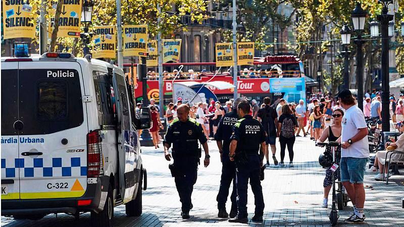 La embajada de Estados Unidos advierte de delitos violentos en Barcelona