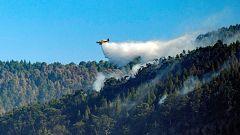 Estabilizado el incendio de Gran Canaria que arrasa más de 9.000 hectáreas