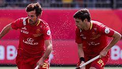 Europeo de hockey hierba: Holada 0-2 España: (gol de Pau Quemada)