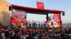 Vuelta Ciclista a España 2019 - Presentación Vuelta a España desde Moraira