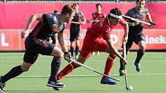 Hockey hierba - Campeonato de Europa Masculino. 1ª Semifinal: Holanda - España