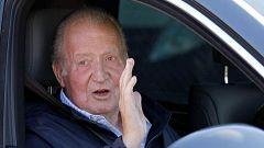 Juan  Carlos I ha sido intervenido en más de una quincena de ocasiones