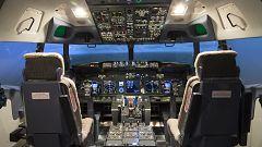 Simuladores de vuelo para afrontar las turbulencias, sin irse al suelo
