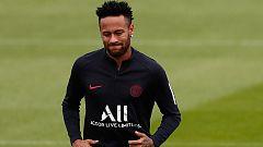 Preocupación doble en el Barça a cuenta de Neymar