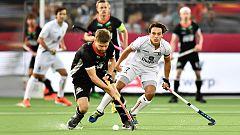 Hockey hierba - Campeonato de Europa Masculino. 2ª Semifinal: Bélgica - Alemania