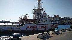 """Las autoridades italianas inmovilizan el Open Arms por """"anomalías graves"""""""