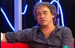 Disculpin la interrupció - Tinet Rubira i l'actor Eduard Fernández