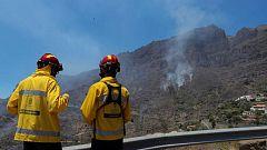 La mañana - Se difunde un bulo sobre el incendio de Gran Canaria