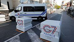 Todo listo para la cumbre del G7 en Biarritz