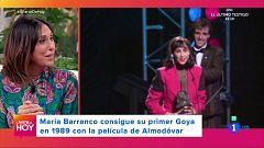 A partir de hoy - Recordamos con María Barranco su éxito con Almodóvar