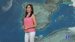 El tiempo en Extremadura - 23/08/19